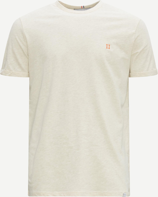 Nørregaard T-shirt - T-shirts - Regular fit - Sand